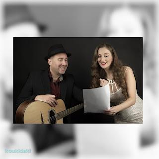 Χριστίνα Κακαλιάντη και Δημήτρης Τσουβαλάς