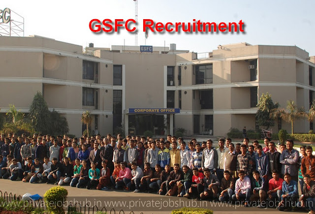 GSFC Recruitment