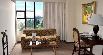 Hotel en Quito - Hotel Casino Best Western Plaza
