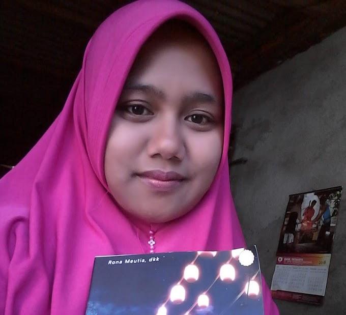 Tamatan SMP, Ria M. Bercita-cita Jadi Penulis Skenario dan Biografi