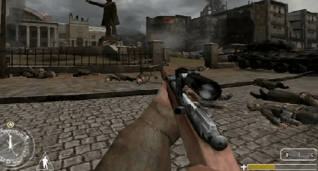 تنزيل لعبة Call Of Duty 1