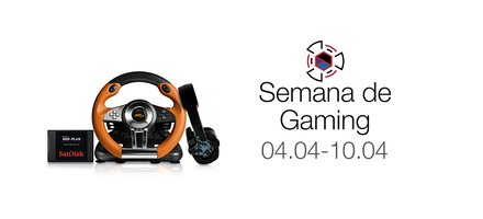 Semana Gaming Abril Amazon