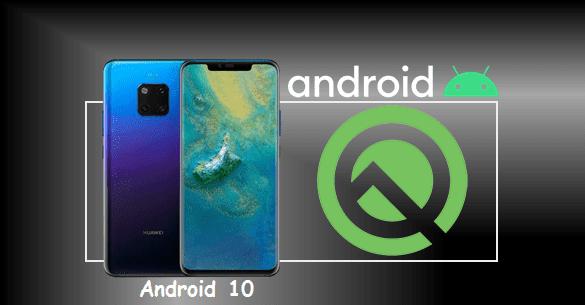 penamaan dan fitur Android 10