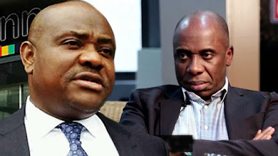 Amaechi: Wike's award is poisoned chalice, I reject it