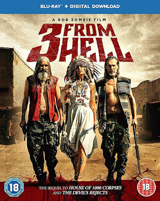 3 From Hell 2019 UNRATED English 480p BRRip 300MB ESubs