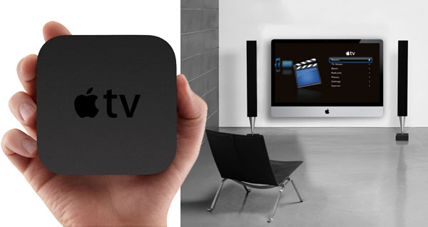Mais sobre a Apple TV na web