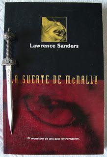 Portada del libro La suerte de McNally
