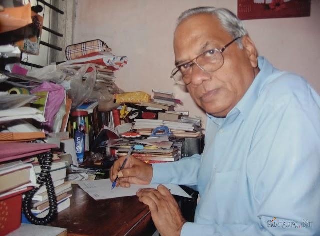 कोल्हापूरचा चालता बोलता ज्ञानकोश (Ram Deshpande : Kolhapur's Encyclopedia)