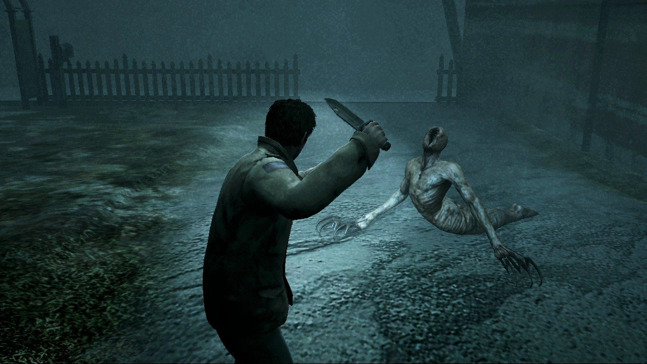 descargar silent hill homecoming pc