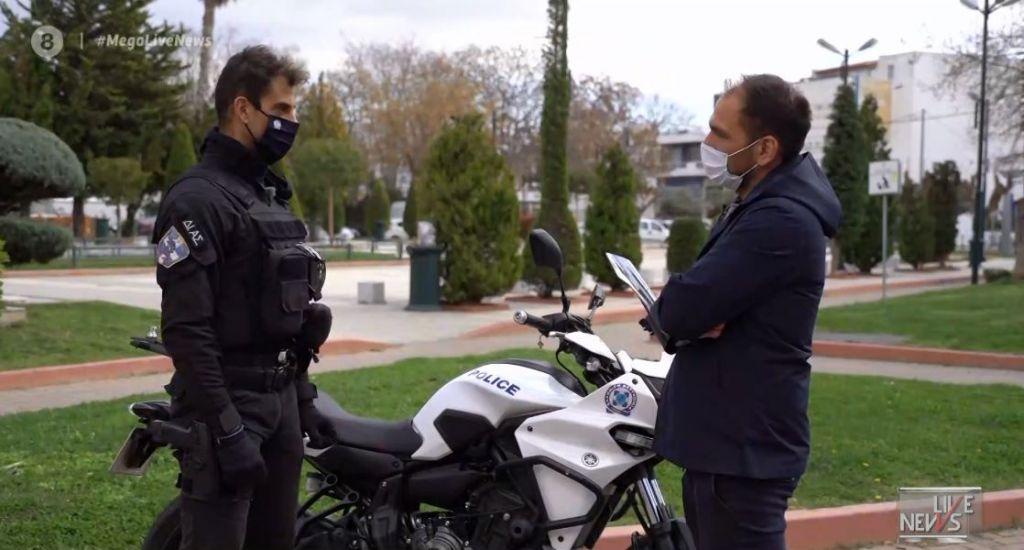 Τι λέει Θρακιώτης ο αστυνομικός που έσωσε τη ζωή πολίτη [ΒΙΝΤΕΟ]