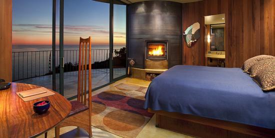 hoteluri de lux usa POST RANCH INN BIG SUR