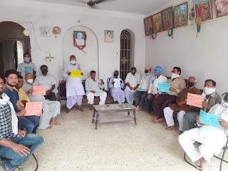 congress-madhubani-dharna