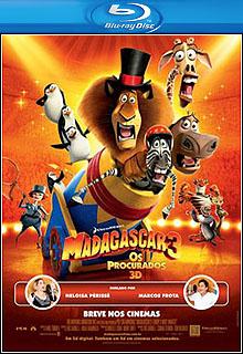 Madagascar 3 - Os Procurados BluRay 720p Dual Áudio