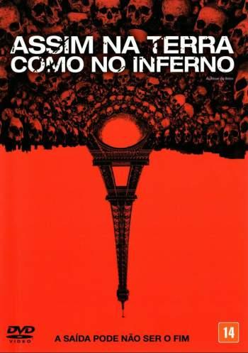Assim na Terra como no Inferno Torrent – BluRay 1080p Dual Áudio (2014)