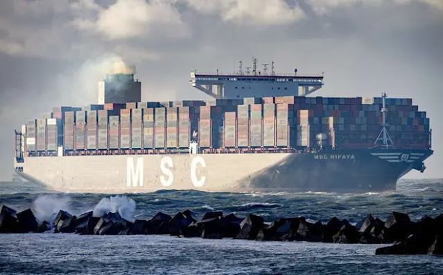 Container freight rates increase out of control, preparing for a scenario where prices of all goods skyrocket