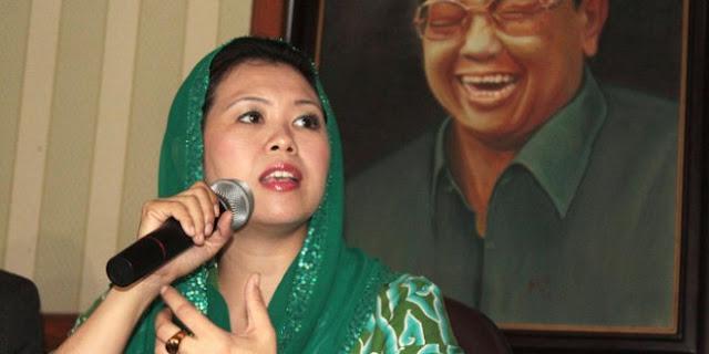 Yenny Wahid Boyong 12 Nama Masuk Timses Prabowo-Sandi