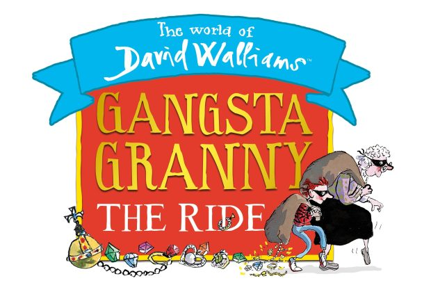 Gangsta Granny The Ride Image