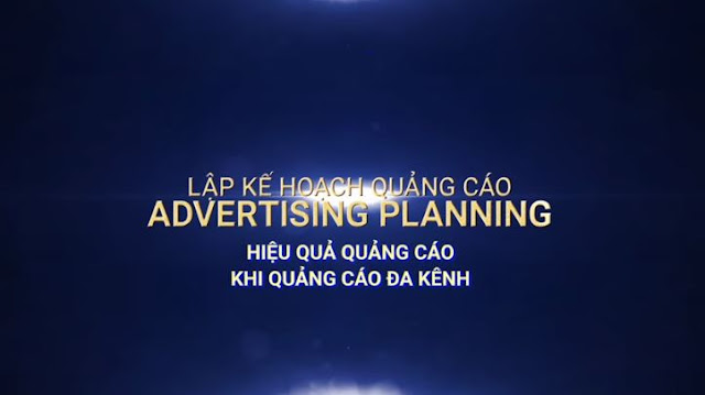 Khóa học xây dựng kế hoạch quảng cáo hiệu quả