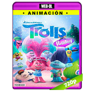 Trolls vamos a festejar (2017) WEB-DL 720p Audio Dual latino-Ingles