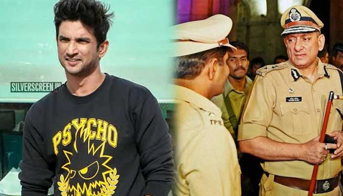 Sushant Singh Case Will Handle Mumbai Police, Latest Bollywood News in Hindi