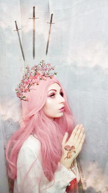 Plum Blossom Haze Spring Makeup Inspiration Blog de la Licorne