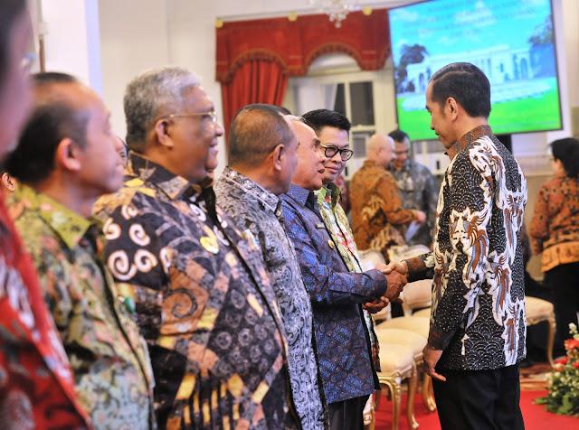 Cegah Karhutla, Presiden Jokowi Setuju Ubah 'Mindset' Petani Agar Beralih ke Modern