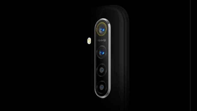 The Realme phone with a 64-megapixel camera will launch in India first.