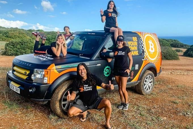 Família troca tudo por bitcoin, fica milionária e prevê moeda a US$200 mil