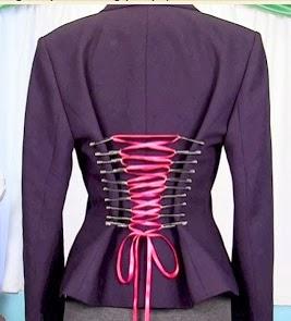 Ceketin Bek Kısmını Daraltma