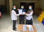 Pcs Alat Rapid Antibodi Dari Dinas kesehatan (dinkes) Provinsi Banten