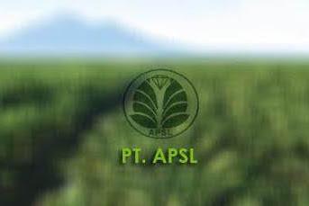 Lowongan PT. Andika Permata Sawit Lestari (APSL) Pekanbaru Mei 2019