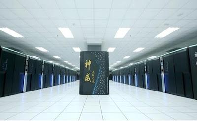 Sunway TaihuLight, Komputer Tercepat di Dunia