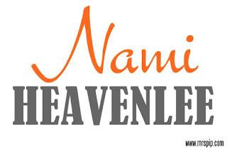 Nami Heavenlee