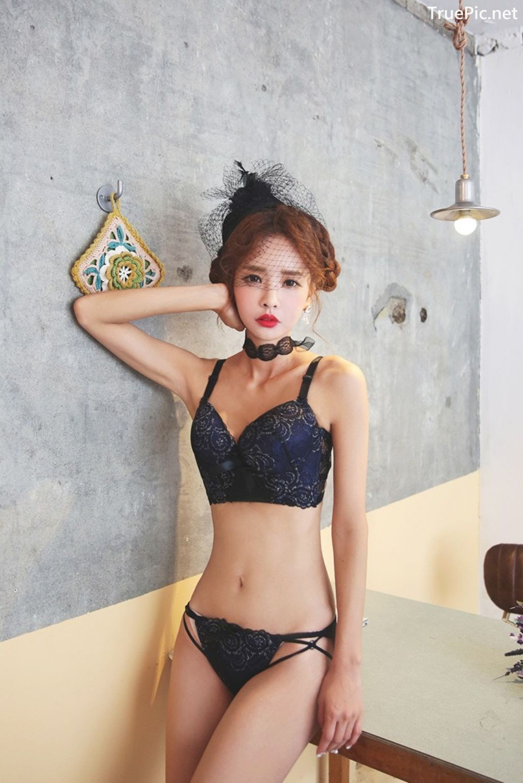 Image-Korean-Fashion Model-Shin-Eun-Ji-Various-Lingerie-Set-Collection-TruePic.net- Picture-8