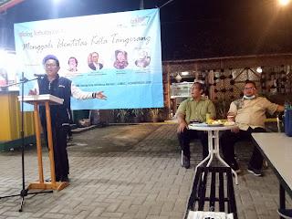 Dialog Kebudayaan : Pemerintah Tidak Serius Untuk Membangun Identitas Kota Tangerang