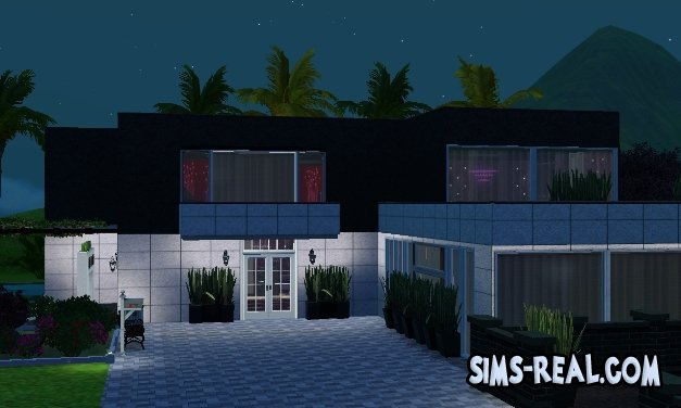 Tatyana Sims 3 Villa Twilight Or Modern House Of Vampire