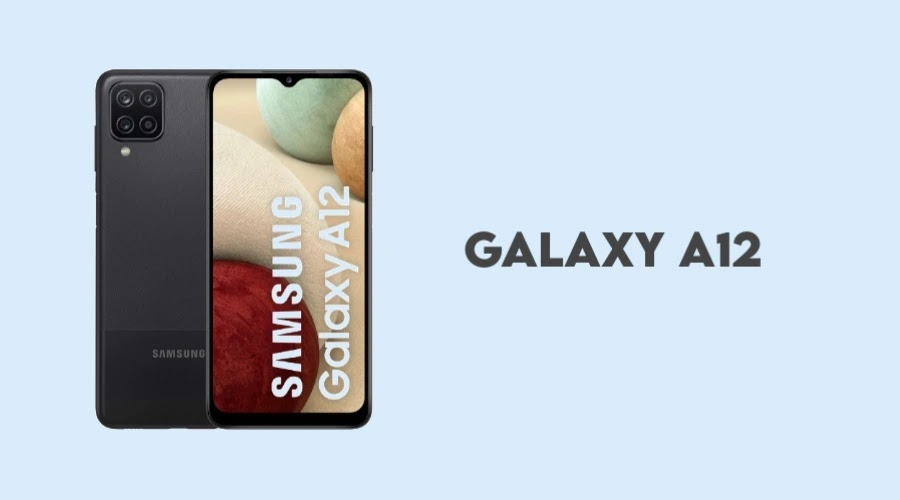 Samsung Galaxy A12 মোবাইলের দাম