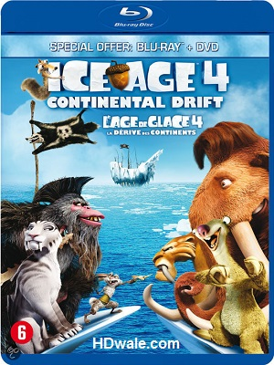 Ice Age Continental Drift Full Movie Download English (2012) BluRay