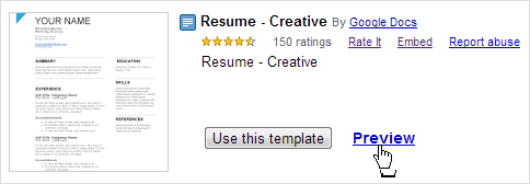 how to make a resume on google drive create a free professional amp minimalist resume with 19146