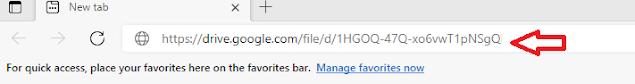 Cara Download File di Google Drive Milik Orang Lain