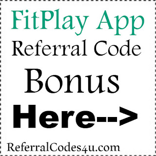 FitPlay App Referral Code, FitPlay App Invite Code & FitPlay App Sign Up Bonus