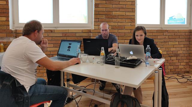 Google Hackathon webfejlesztői konferencia WebMa sikerrel