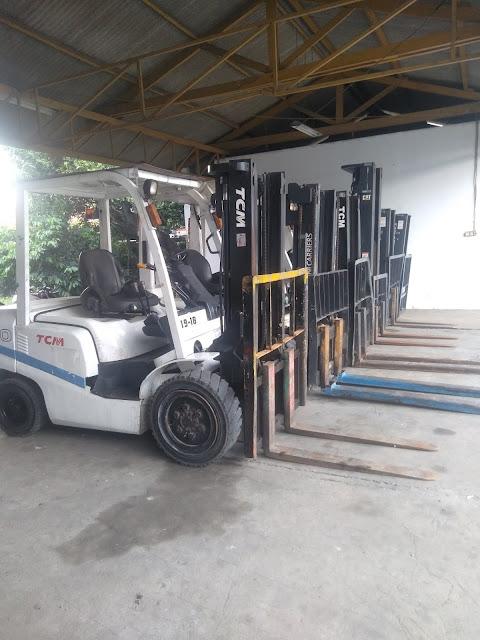 Sewa Forklift Sentul, Babakan Madang, Citeureup, Cibinong