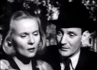 Ann Todd and Trevor Howard in The Passionate Friends
