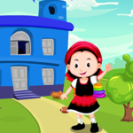 G4K Romanian Girl Rescue Game