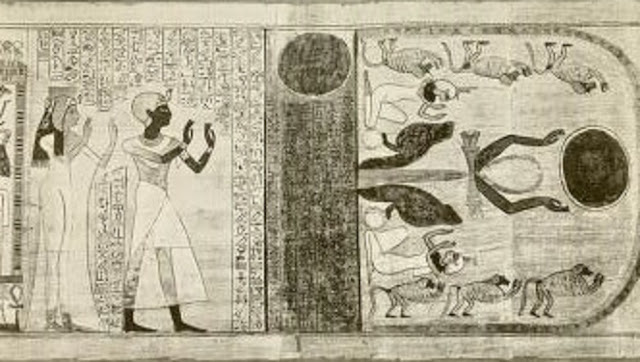 The literature of the ancient Egyptians PDF