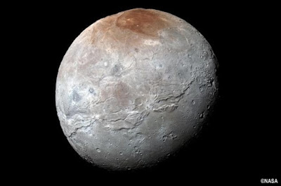 Terungkap Ada Laut Kuno di Charon, bulan Milik Pluto