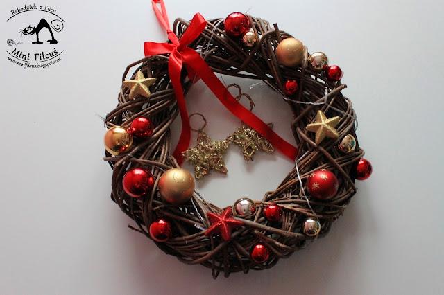 Bożonarodzeniowy Wianek Nr. II