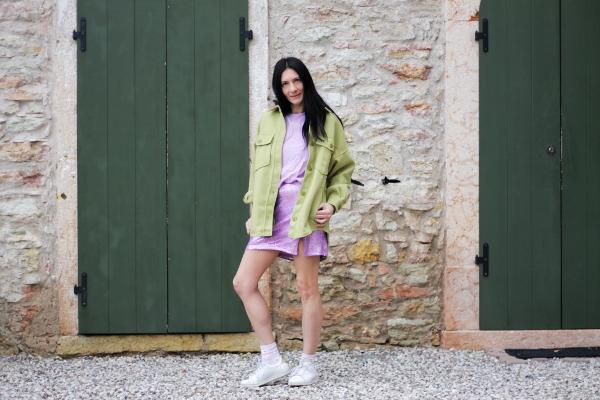 cosa vuol dire color block, tendenza color block, paola buonacara, influenceritaliana, blogger italiana