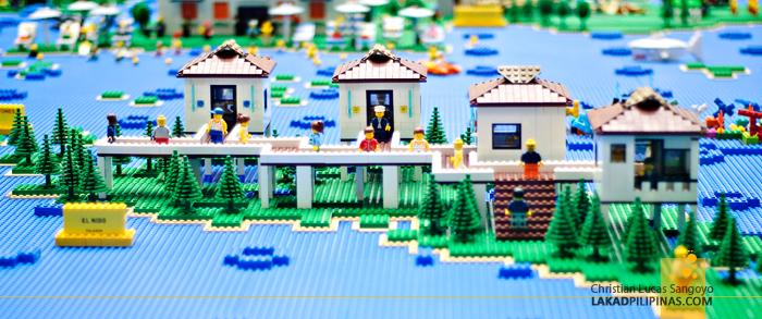 Lego Pilipinas Tara Na Exhibit El Nido